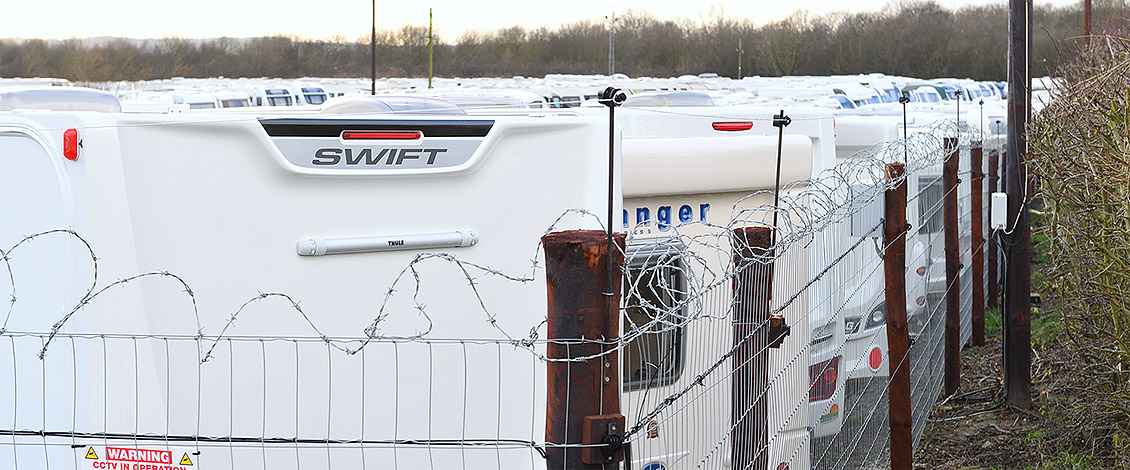 Romley Caravan Storage & Campsite - Secure Caravan Storage ...